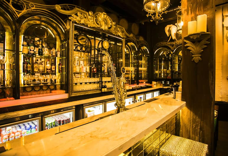 Signature Lux Hotel by ONOMO, Waterfront, Cape Town, Hotel Bar