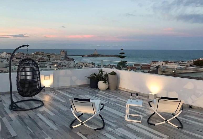 Quintessenza - Charme Rooms, Vieste, Terrace/Patio