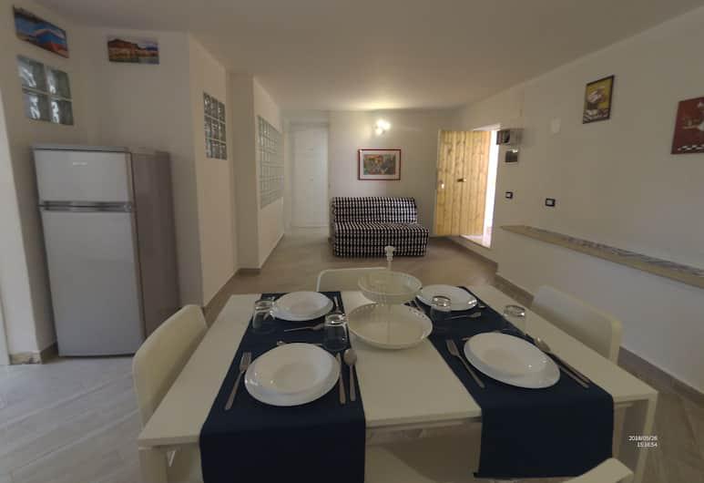 La Petit Maison, Palermo, Appartamento, 2 camere da letto, Pasti in camera