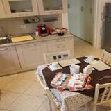 Departamento familiar, 1 habitación (Luna 3) - Sala de estar