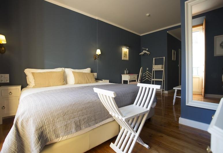 Casa do Mercado Lisboa Organic B&B, Λισσαβώνα, Premium Δίκλινο Δωμάτιο (Double), Δωμάτιο επισκεπτών