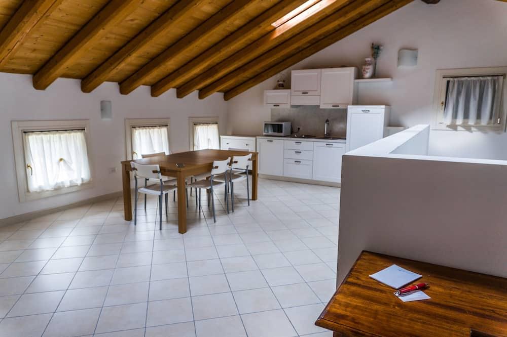 Penthouse, 1 Bedroom - Living Area