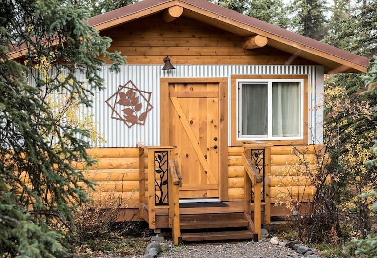 Tonglen Lake Lodge, Denali Nationalpark, Hotelfassade