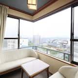 Kamar Tradisional (Japanese, 10 Tatami Mats, Half Board) - Kamar Tamu