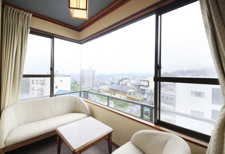 湯乃家, 福島市, 和室10畳 (素泊まり), 部屋