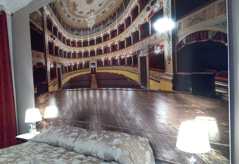 B&B Salita Metello, Agrigento, Deluxe-Doppelzimmer, Stadtblick, Zimmer