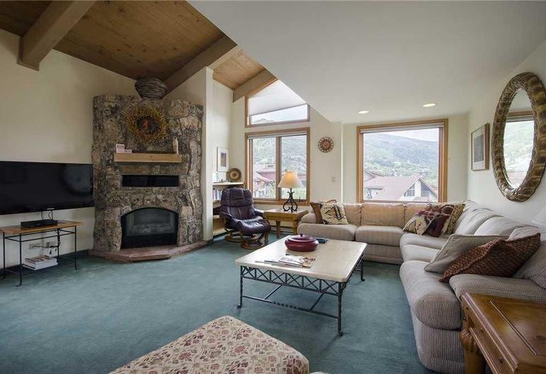 West Condominiums - W3531, Steamboat Springs, Condo, Multiple Beds (West Condominiums - W3531 ), Living Area