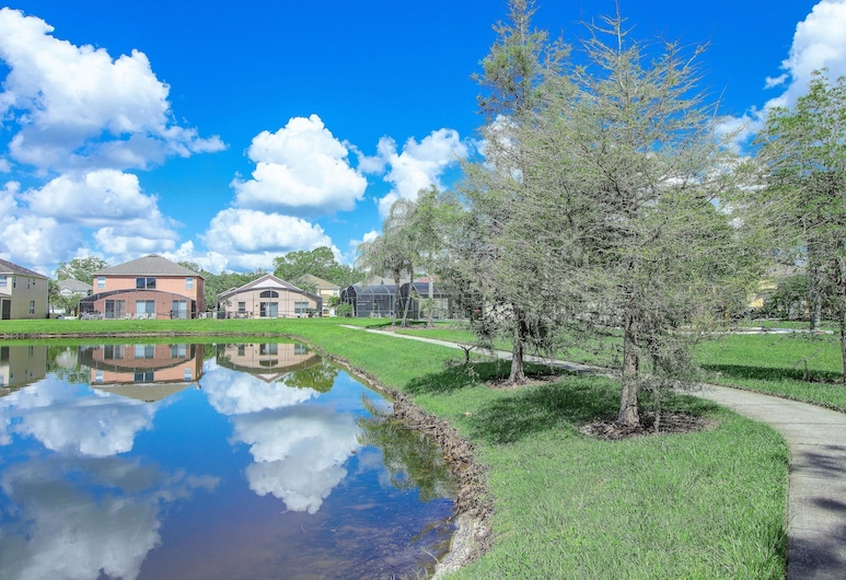 Tiger Lilly House 6 Bedroom, Kissimmee, Family House, Lake