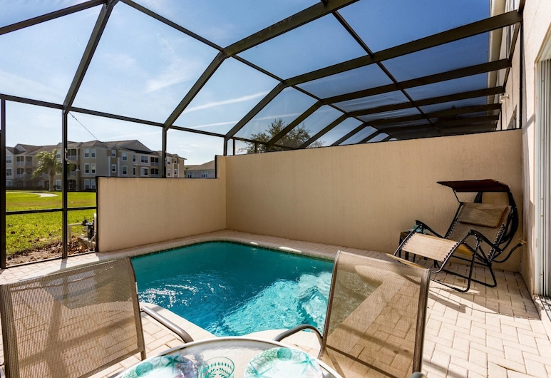 Princess Palms Townhome 3 Bedroom, Kissimmee, Family Townhome, Pool