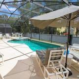 家庭獨棟房屋 - 游泳池