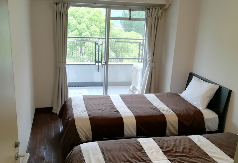 Osaka Stay JP, 大阪市, スタンダード アパートメント ベッド (複数台) 禁煙, 部屋
