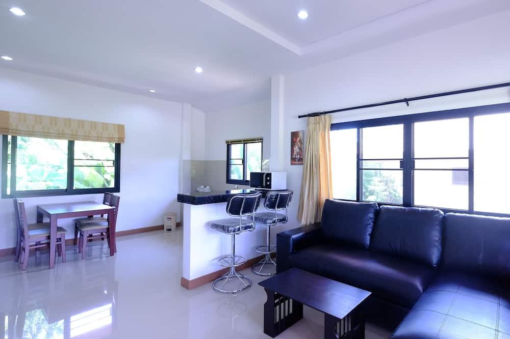 1 Bedroom Villa - Svetainė