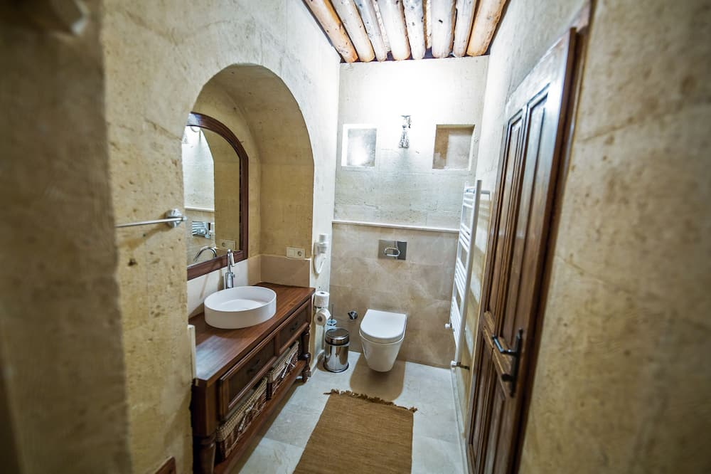 Quarto Duplo Deluxe, 1 cama queen-size, Não-fumadores - Casa de banho