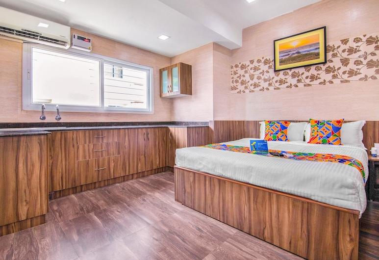 FabHotel Venkeys Service Apartment, Chennai, Executive Room, Pemandangan Bilik Tamu