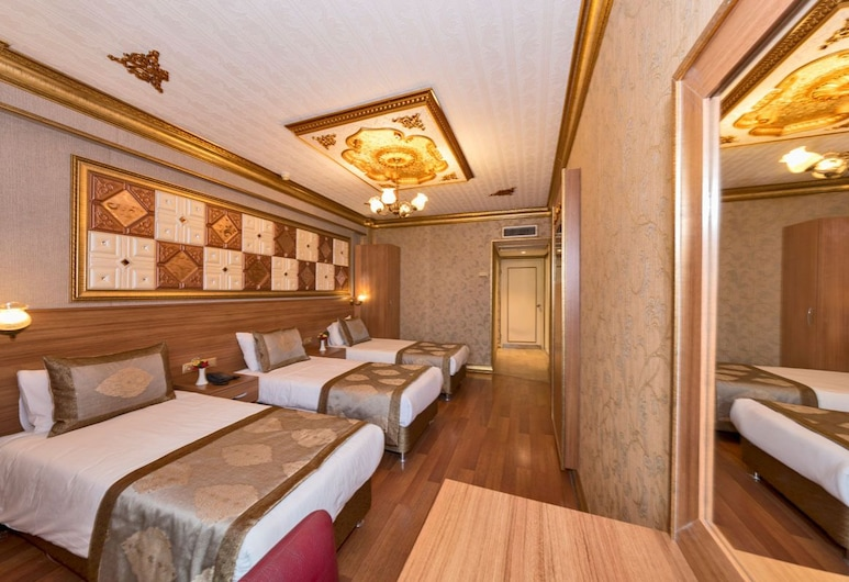 Version Hotel, Istanbul, Standard Triple Room, Guest Room