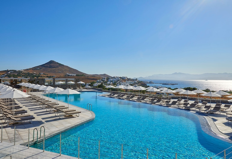 Summer Senses Luxury Resort, Paros, Pool