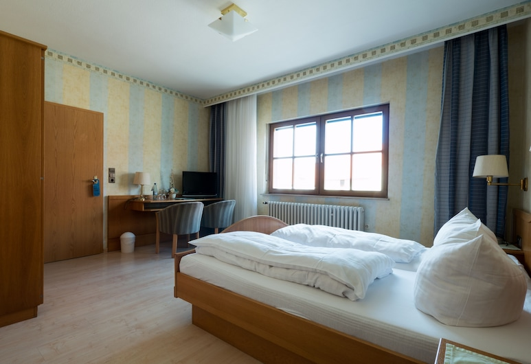 Familienweingut Braun, Volkach, Basic Δίκλινο Δωμάτιο (Double), Δωμάτιο επισκεπτών