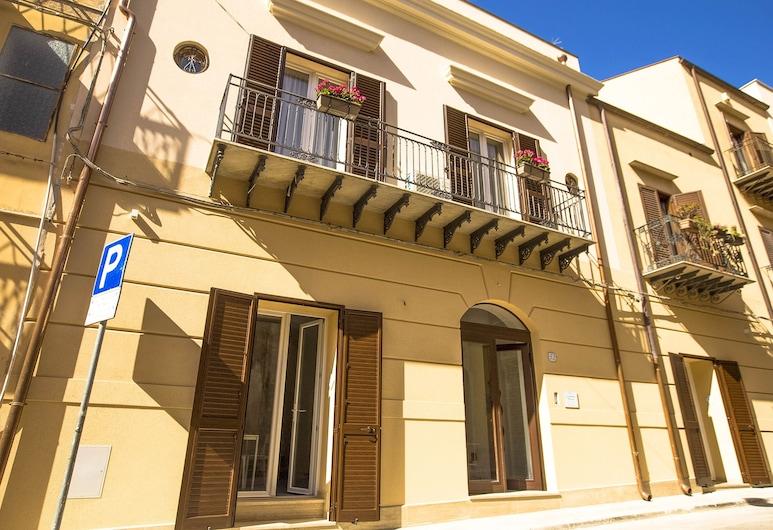 Sciabika Home Edificio Egadi, Кастелламмаре-дель-Голфо, Фасад объекта размещения
