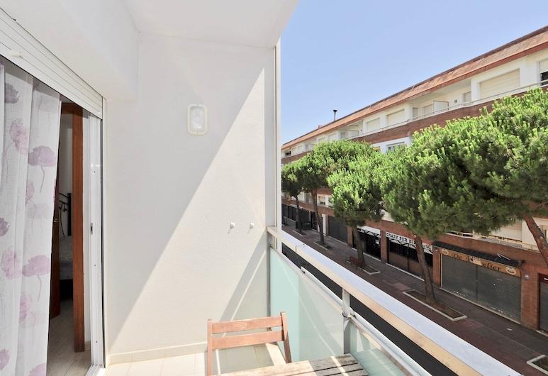Apartment Mexica Lloretholiday, Lloret de Mar, Lejlighed, 1 soveværelse, Altan
