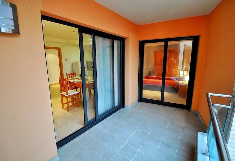 Apartment Acacias Lloretholiday, Lloret de Mar, Apartament z 1 sypialnią, Taras/patio