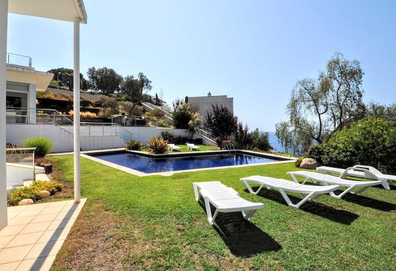 Villa Tortuga, Lloret de Mar, Udendørs pool
