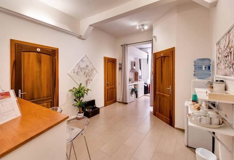 Termini Smart Rooms 2, Rome, Breakfast Area