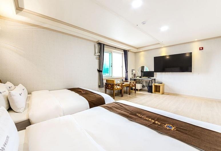 MJ Tour Hostel, Yeosu, Numeris (Bed type), Svečių kambarys