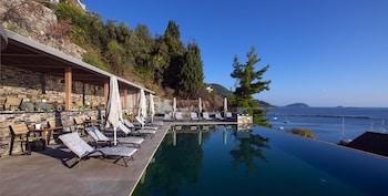 Fotografia do Natura Luxury Boutique Hotel Skopelos em Skopelos