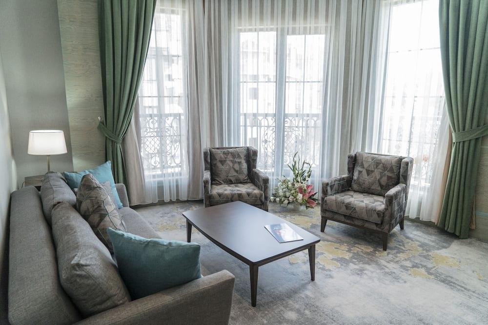 Suite Keluarga, Beberapa Tempat Tidur - Ruang Keluarga