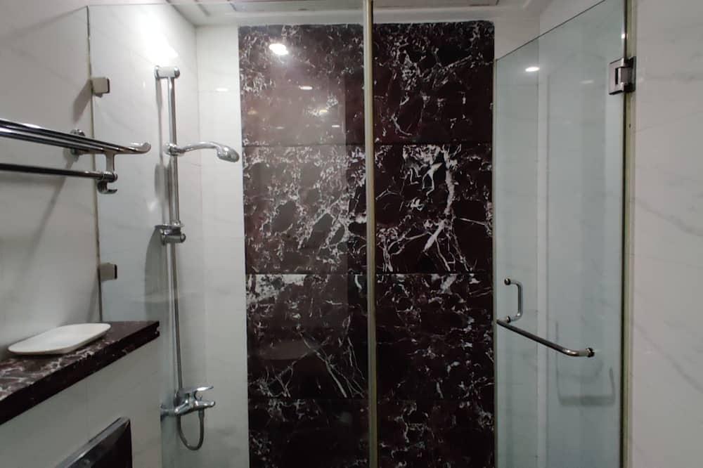 Deluxe-dobbeltværelse - 1 dobbeltseng - ikke-ryger - privat badeværelse - Badeværelse