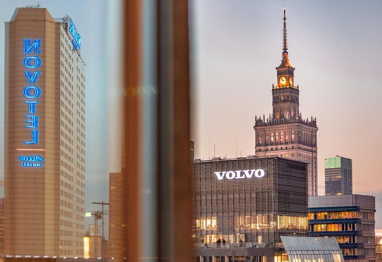 Little Home - Warsaw Royal, Warszawa, Lägenhet Superior - 2 sovrum (Wspólna 41), Utsikt från rummet