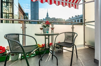 Warszawa — zdjęcie hotelu Little Home - Sweet&Sour