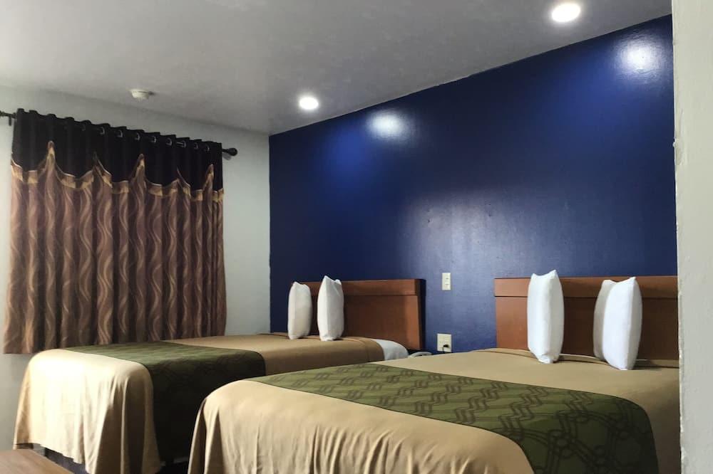 Dvokrevetna soba, 2 bračna kreveta, za nepušače - Dnevni boravak