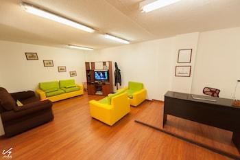 Bogota bölgesindeki North House Hostel resmi