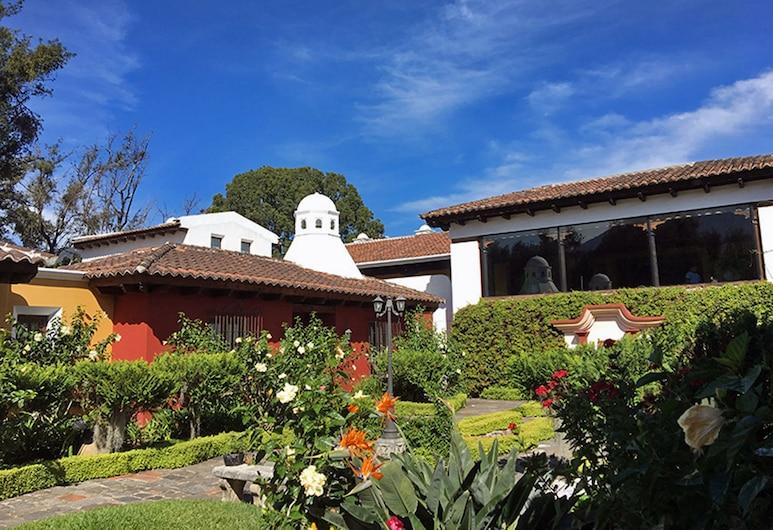 Casa Colores, Antigua Guatemala, Interior Entrance