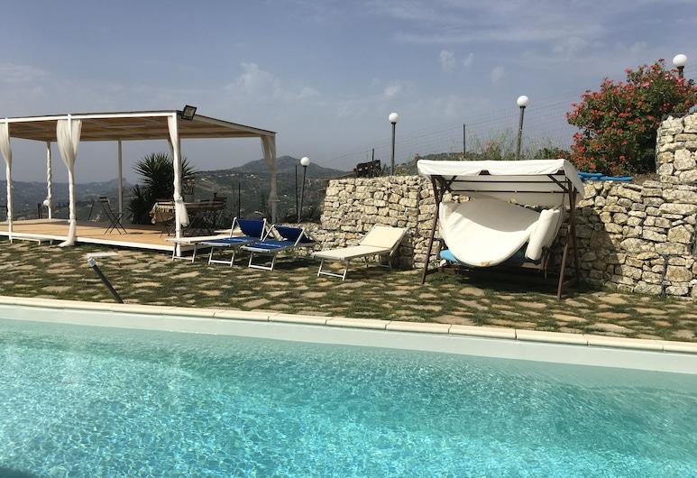 Villa Anny, Misilmeri, Outdoor Pool