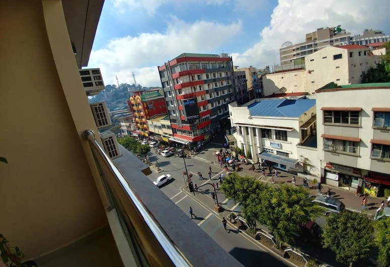 Hotel Veniz Session, Baguio, Útsýni frá hóteli