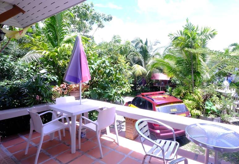 喬格蒙住宅飯店, 蘇梅島, 露台