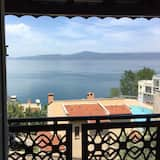 Vila, 4 spavaće sobe - Balkon