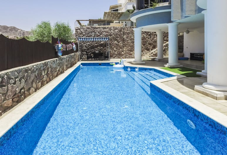 Luxury Suite By The Pool, Eilat, Outdoor Pool