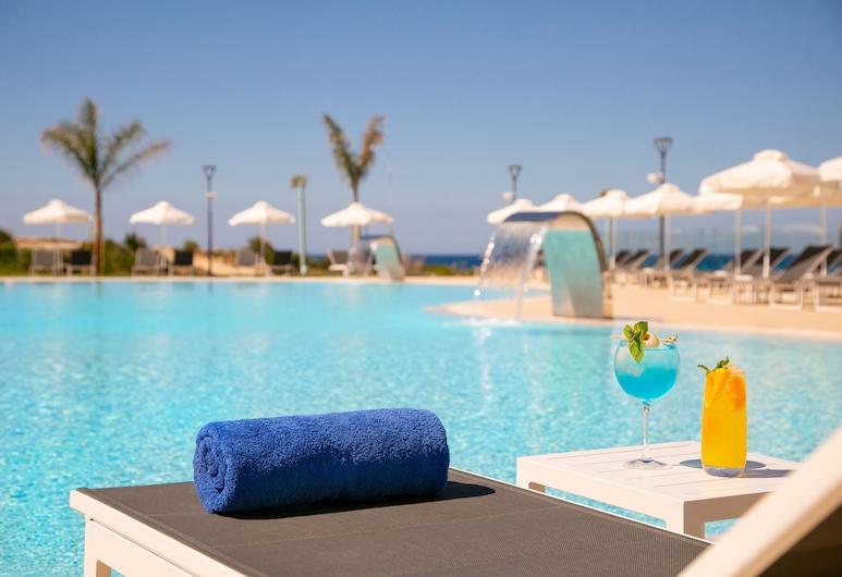 Nissiblu Beach Resort, Aijanapa, Āra baseins
