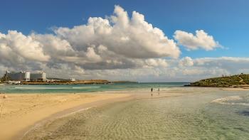 Foto di Nissiblu Beach Resort ad Ayia Napa