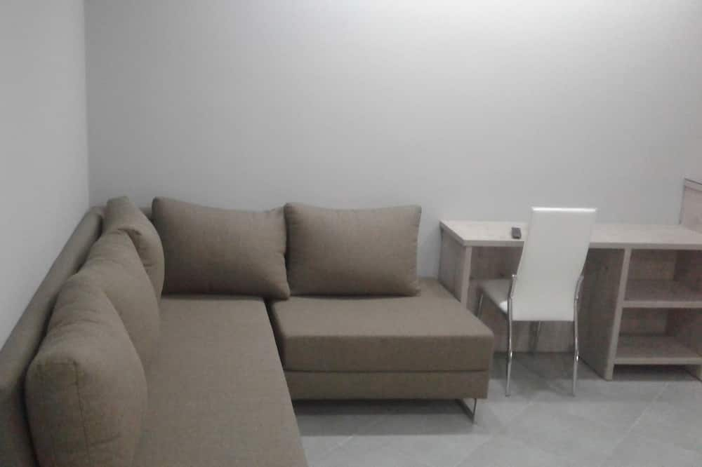 חדר נשיאותי זוגי או טווין, מספר מיטות, נגישות לנכים - אזור מגורים