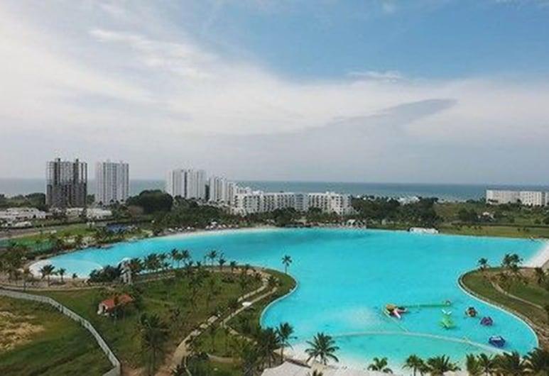 Apartamento en Playa Blanca Town Center, Rio Hato, Pool