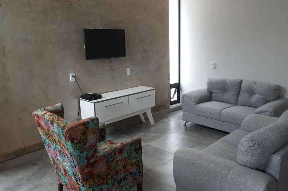 Basic-Haus, Nichtraucher - Wohnzimmer