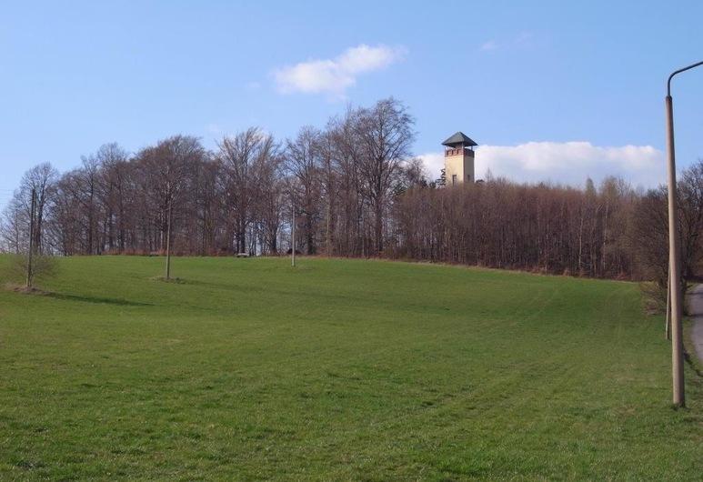 Prinz-Friedrich-August Baude, Sohland, Garden