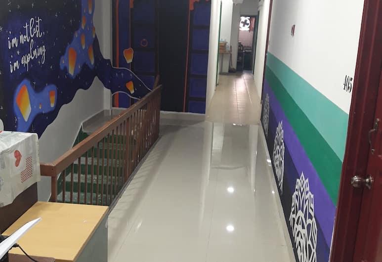 Al Muqit Guesthouse, Kuala Lumpur, Resepsionis