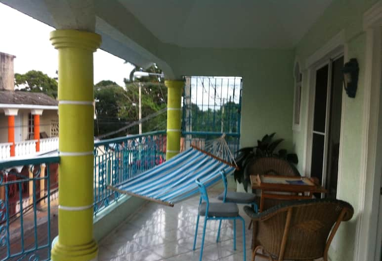Casa Azul Apartment, Puerto Plata, Terrace/Patio