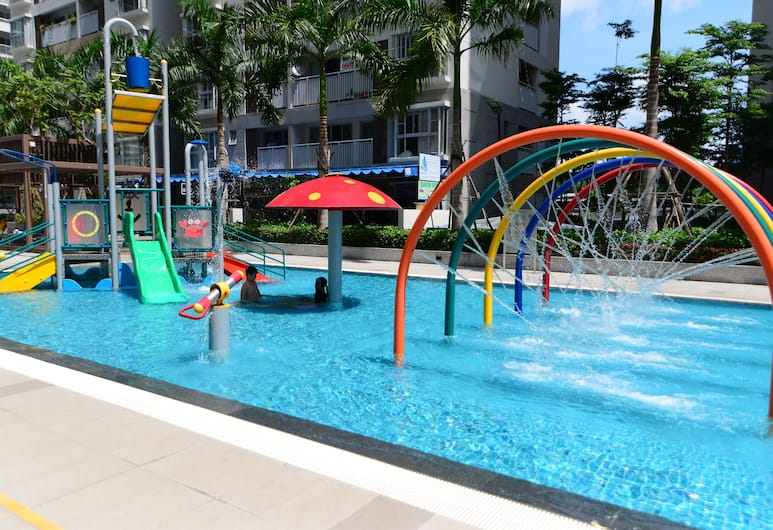 Scenic Valley Apartment 4 Bedroom - Sabina HCM, Ho Chi Minh City, Children's Play Area – Outdoor