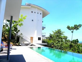 Manuel Antonio bölgesindeki La Villa Mar y Sol resmi